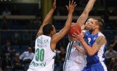 Freimaņa un Muižnieka 'Himik' komandai jau trešā uzvara Eiropas kausā; Šķēlem - trešais zaudējums