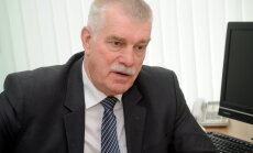 Глава федерации пенсионеров не будет баллотироваться в Сейм