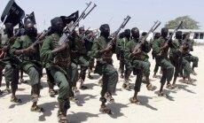ASV spēki saziņā ar Somālijas specvienību devuši triecienu grupējumam 'Shabaab'