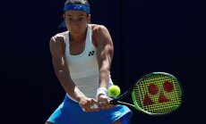 Sevastova uzvar mājinieci Kirstju un iekļūst Bukarestes WTA 'International' turnīra pusfinālā