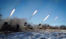 Kaujās piektdien krituši trīs Ukrainas karavīri