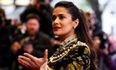 No dziļas depresijas līdz sapņu prinča apprecēšanai: ugunīgā aktrise Salma Hajeka