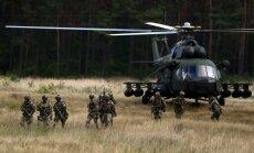 NATO Eiropas dalībvalstis pērn aizsardzībai tērējušas par 3% mazāk