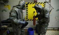 Krievijai ir pienākums nodrošināt, lai Sīrija izpildītu vienošanos par ķīmisko ieroču izvešanu, paziņo Obama