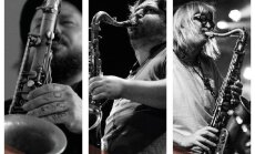 Deniss Paškevičs rīkos jaunu saksofonmūzikas festivālu 'Jazz Room'