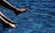 Piesārņojuma dēļ aizliegts peldēties Liepupes pagastā esošajā Tūjas peldvietā 'Krimalnieki'