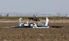 Turcijā nokritis apbruņots ASV bezpilota lidaparāts