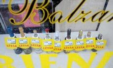 Tirgotāji: visbiežāk veikalos zog kafiju, rotaļlietas un alkoholu