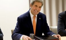 Бывший госсекретарь США Джон Керри: Латвия - привлекательное место для инвестиций