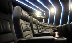 Foto: 'Kino Citadele' atklāj miljonu eiro vērto Baltijā modernāko kinozāli