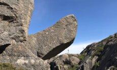 Vandaļi nopostījuši slaveno Norvēģijas klinti – Troļļa peni