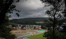 Leģendārā Spā trase Beļģijā F-1 čempionātu uzņems vismaz līdz 2021. gadam