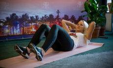 В Латвии выпустили приложение, которое поможет сбросить вес, не выходя из дома