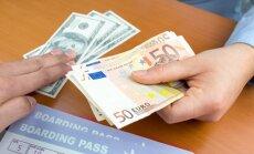 Vācu portāls palīdz saņemt kompensāciju par kavētiem vai atceltiem lidojumiem. Ceļotāji no Latvijas saņēmuši simtiem eiro