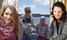 Jauno māmiņu atzīšanās: bailes nokavēt dzemdības un sāpes, kas tūlīt aizmirstas