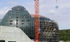 Газета: Латвия переживает строительный бум