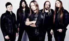 'Melnajā piektdienā' koncertēs somu 'power metal' grupa 'Stratovarius'