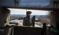 Ukraina sākusi konsultācijas ANO par miera uzturēšanas spēku izvietošanu Donbasā