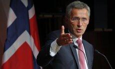 NATO ģenerālsekretārs pauž bažas par kodolraķešu izvietošanu Krimā