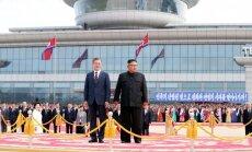 Mūns: Ziemeļkoreja piekritusi spert konkrētus denuklearizācijas soļus