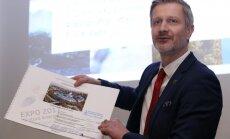 Latvijas dalība izstādē 'Astana Expo 2017' izmaksās apmēram 800 000 eiro