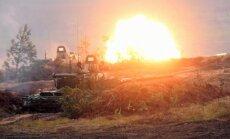 Mācības 'Zapad' imitēja militāru uzbrukumu pret NATO, norāda igauņu komandieris