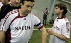 Латвийские депутаты сыграют в футбол на Красной площади