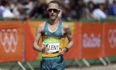 Olimpiskais rekordists atsauc savu dalību PČ no 50 km soļojuma