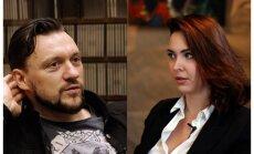 Fonda 'Mākslai vajag telpu' sarunas par mūsdienu mākslu video stāstos - šoreiz ar Terzenu un Ušakovu
