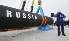 Polija prasīs ES aizliegt gāzesvada 'Nord Stream-2' celtniecību