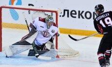'Dinamo' vārtsargs: ielaižot trīs vārtus divās minūtēs, nebijām pietiekami koncentrējušies