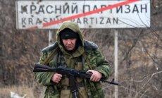Prokrievisko spēku gūstā nonākuši jau 184 Ukrainas karavīri