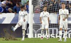 Madrides 'Real' atkārtojuši 33 gadus senu antirekordu