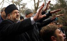 Turcija sola palīdzēt Krimas tatāriem