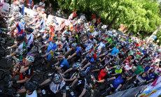 'SMScredit.lv' Rīgas MTB velomaratonā pasniegs īpaši veidotu kausu