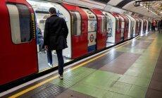 Londonas metro terorakta lietā aizturēti vēl divi aizdomās turētie