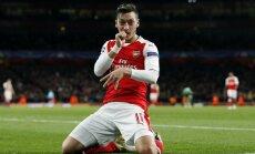 Arsenal s Mesut Ozil