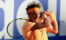 Māla karalis Nadals izcīna uzvaru arī Barselonas ATP 'World Tour 500' sērijas turnīrā
