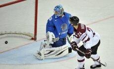 Kazahstānas hokeja izlases vārtsargs atvadās no sporta