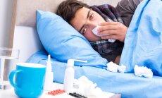 Gripa šogad prasījusi deviņas dzīvības. Epidēmijas intensitāte pamazām pieaug