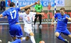 Рижский клуб узнал соперников в Кубке чемпионов УЕФА по футзалу