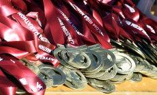 Garnadžu dēļ daži simti Rīgas maratona dalībnieku palikuši bez medaļām