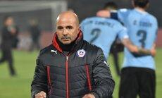 Sampaoli neturpinās vadīt Argentīnas futbola izlasi