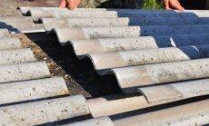 Kāpēc azbesta šīferis ir kaitīgs un kur to likt