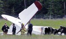 Aļaskā avarē lidmašīna; 10 bojāgājušie