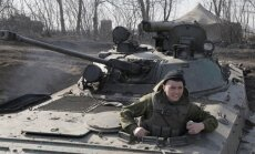 Britu instruktori sākuši apmācīt Ukrainas armiju; ASV sola drīzumā sākt