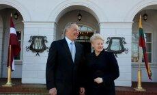 Берзиньш менее категоричен в отношении России, чем Грибаускайте