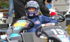 Laipnieks triumfē 'Red Bull Kart Fight' finālsacensībās