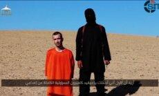 'Islāma valsts' izpilda nāvessodu Lielbritānijas pilsonim; Rietumi sola sodīt slepkavas