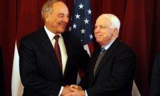 Маккейн: в Латвии не планируется создание военной базы НАТО